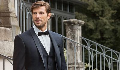 Hochzeitsmode in pirna und dresden vom hochzeitsanzug bis zum accessoire f r den mann gibt es - Hochzeitsanzug hugo boss ...